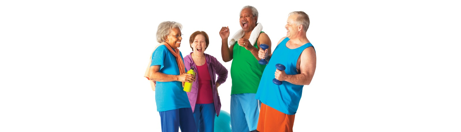 Active Older Adults - YMCA of